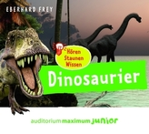 Dinosaurier, Audio-CD