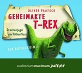 Geheimakte T-Rex, Audio-CD
