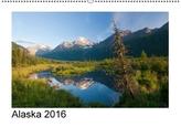 Alaska 2016 (Wandkalender 2016 DIN A2 quer)
