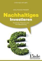 Nachhaltiges Investieren