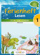 Ferienheft Lesen 1. Klasse Volksschule
