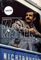 Mani Matter (1936-1972), m. Audio-CD