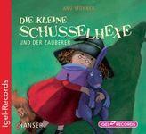 Die kleine Schusselhexe und der Zauberer, 1 Audio-CD