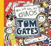 Tom Gates. Wo ich bin ist Chaos - Aber ich kann nicht überall sein!, 2 Audio-CDs