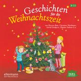 Geschichten für die Weihnachtszeit, 2 Audio-CDs