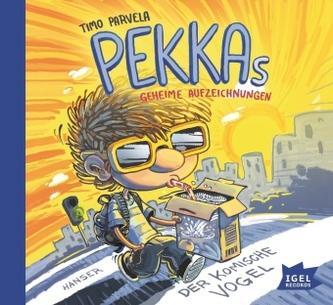Pekkas geheime Aufzeichnungen - Der komische Vogel, Audio-CD