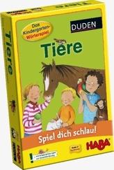 Das Kindergarten-Wörterspiel (Kinderspiel), Tiere