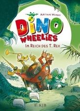 Dino Wheelies - Im Reich des T. Rex