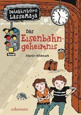 Detektivbüro LasseMaja - Das Eisenbahngeheimnis