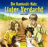 Die Kaminski-Kids - Unter Verdacht, 1 Audio-CD