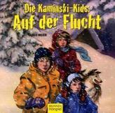 Die Kaminski-Kids - Auf der Flucht, 1 Audio-CD