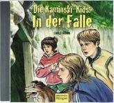 Die Kaminski-Kids - In der Falle, Audio-CD