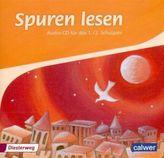 Spuren lesen, 1./2. Schuljahr, 1 Audio-CD