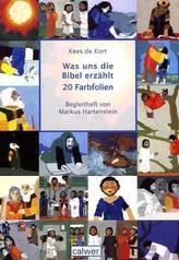 Was uns die Bibel erzählt, 20 Farbfolien m. Begleitheft