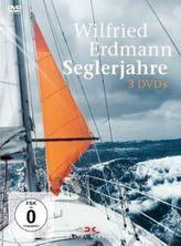 Wilfried Erdmann - Seglerjahre, 3 DVDs