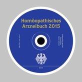 Homöopathisches Arzneibuch 2015 (HAB 2015), CD-ROM zur Fortsetzung