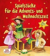 Spielstücke für die Advents- und Weihnachtszeit