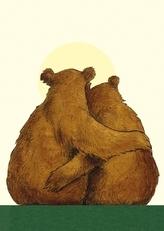 Bärenglück, Postkarten