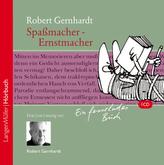 Spaßmacher, Ernstmacher, 1 Audio-CD