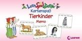 Tierkinder Memo (Kinderspiel)