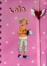 Lola, Notizbuch