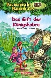 Das magische Baumhaus - Das Gift der Königskobra