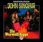 Geisterjäger John Sinclair - Die Werwolf-Sippe, 1 Audio-CD