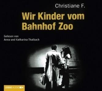Wir Kinder vom Bahnhof Zoo, 6 Audio-CDs