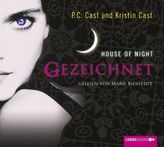 House of Night - Gezeichnet, 4 Audio-CDs