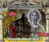 Gruselkabinett-Box 2, 3 Audio-CDs. Box.2