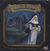 Sherlock Holmes - Spuk im Pfarrhaus, Audio-CD