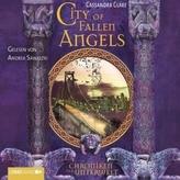 Chroniken der Unterwelt - City of Fallen Angels, 6 Audio-CDs