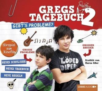 Gregs Tagebuch 2 - Gibt's Probleme?, Audio-CD