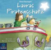 Lauras Piratenschatz, Audio-CD