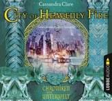 Chroniken der Unterwelt - City of Heavenly Fire, 6 Audio-CDs