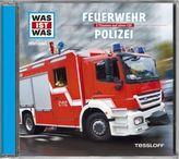 Feuerwehr / Polizei, 1 Audio-CD
