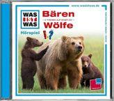 Bären / Wölfe, 1 Audio-CD