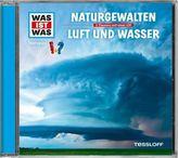 Naturkatastrophen / Luft und Wasser, Audio-CD
