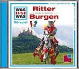 Ritter / Burgen, 1 Audio-CD