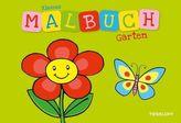 Kleines Malbuch - Garten