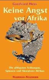 Keine Angst vor Afrika