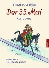 Der 35. Mai - als Comic