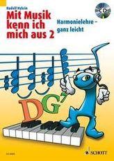 Mit Musik kenn ich mich aus, m. Audio-CD. Bd.2