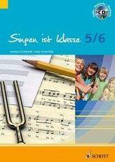 5./6. Schuljahr, Schülerheft m. Audio-CD
