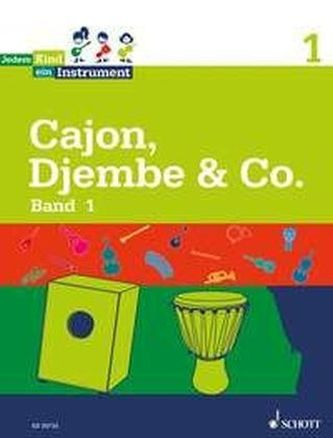 Cajon, Djembe & Co.