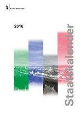 Staatskalender 2016 (f. d. Schweiz)