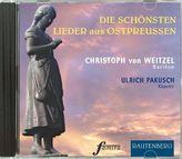 Die schönsten Lieder aus Ostpreußen, 1 Audio-CD