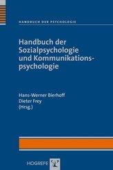 Handbuch der Sozialpsychologie und Kommunikationspsychologie