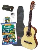 Voggy's Kindergitarren-Set, Gitarrengröße 3/4
