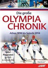 Die große Olympia-Chronik 2014, DVD-ROM